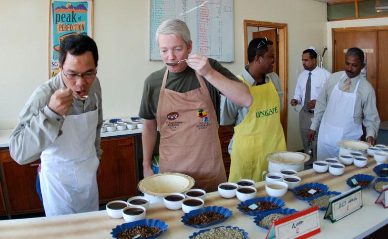 Coffee Quality Analysis - Coffee Courses